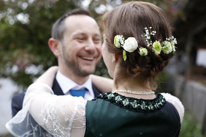 Hochzeit L &K