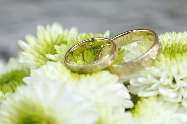 Hochzeit L & K